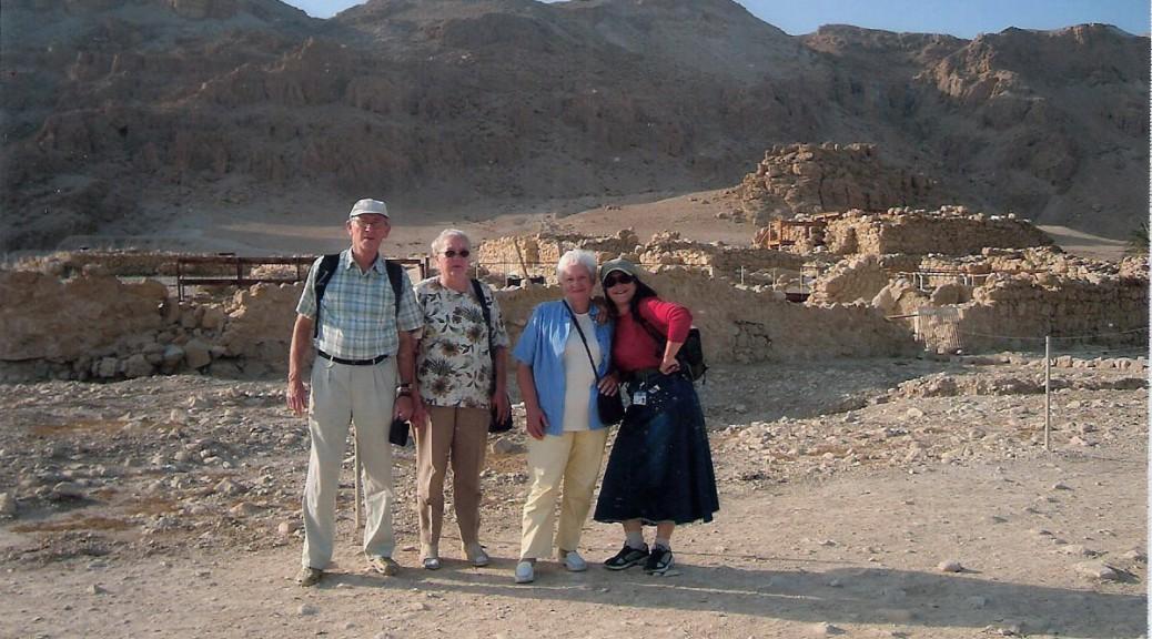 messada kleine groepen gids in israel