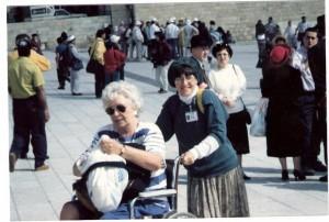reizen met beperkingen naar israel