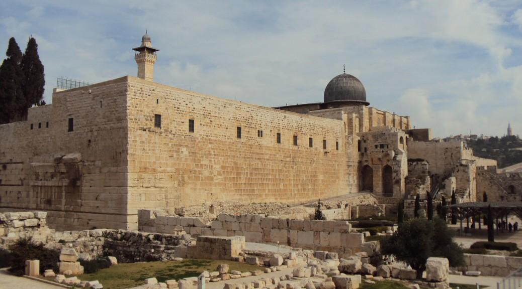 israel reizen jeruzalem